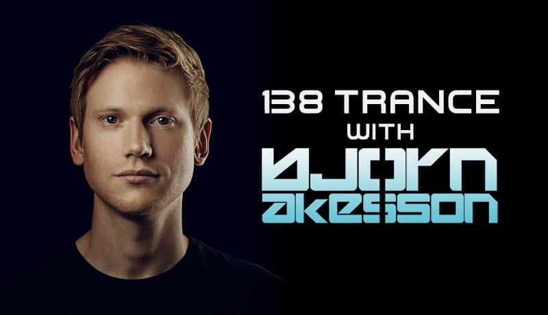 138 Trance with Bjorn Akesson