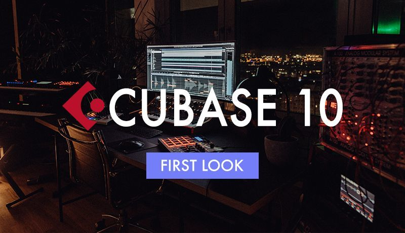 Cubase 10 First Look with Protoculture