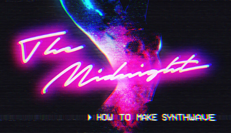 Synthwave with The Midnight