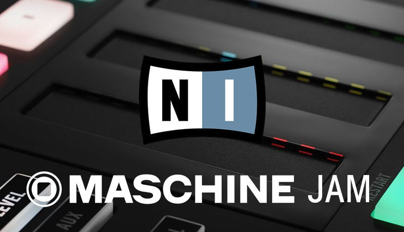 MASCHINE Jam with Echo Sound Works