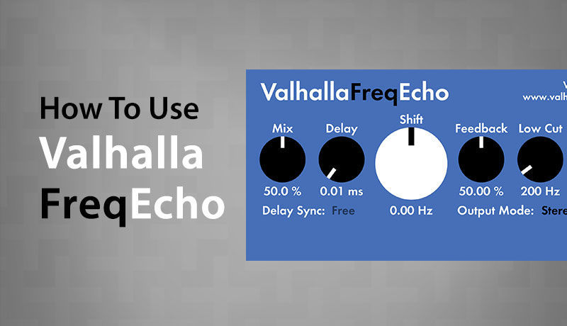 Valhalla Freq Echo with SQL