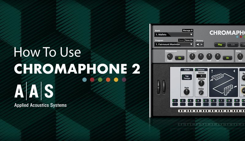 Chromaphone 2 with 2Scoops