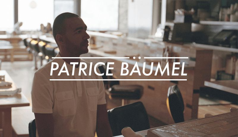 Patrice Bäumel Interview