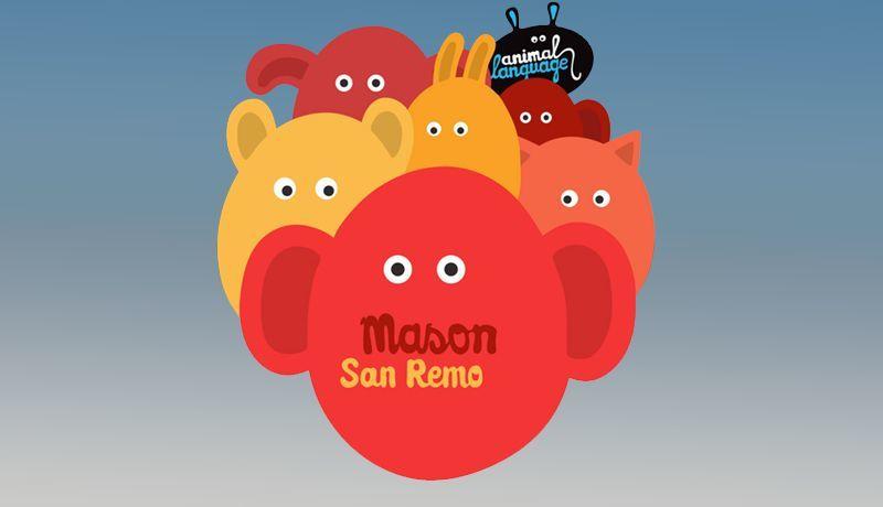 San Remo with MASON