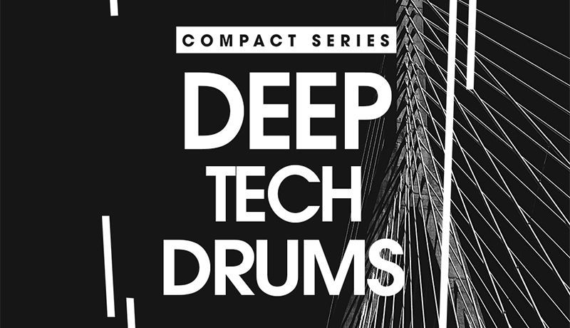 Compact Series: Deep Tech Drums
