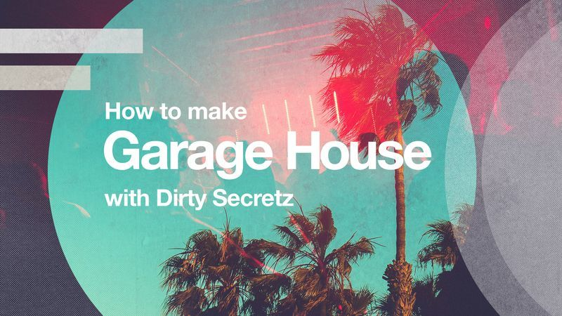 Garage House with Dirty Secretz