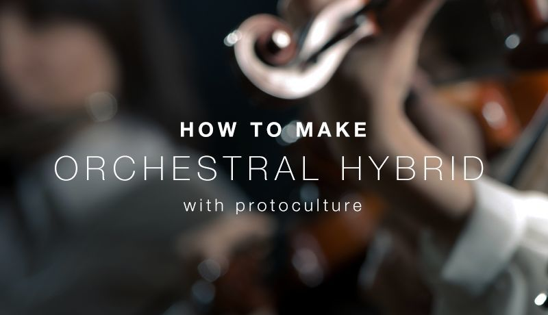 Orchestral Hybrid with Protoculture