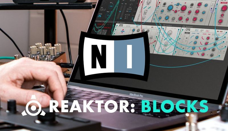 NI Blocks - Intro to Modular with King Unique