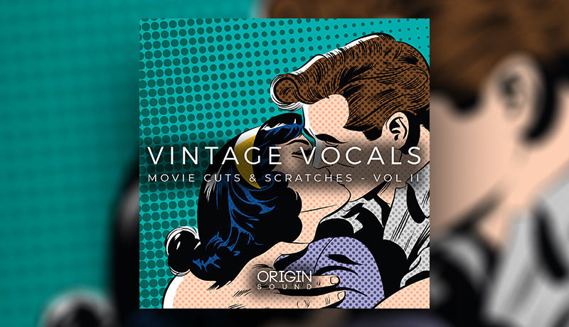 Vintage Vocals - Movie Cuts & Scratches - Vol II