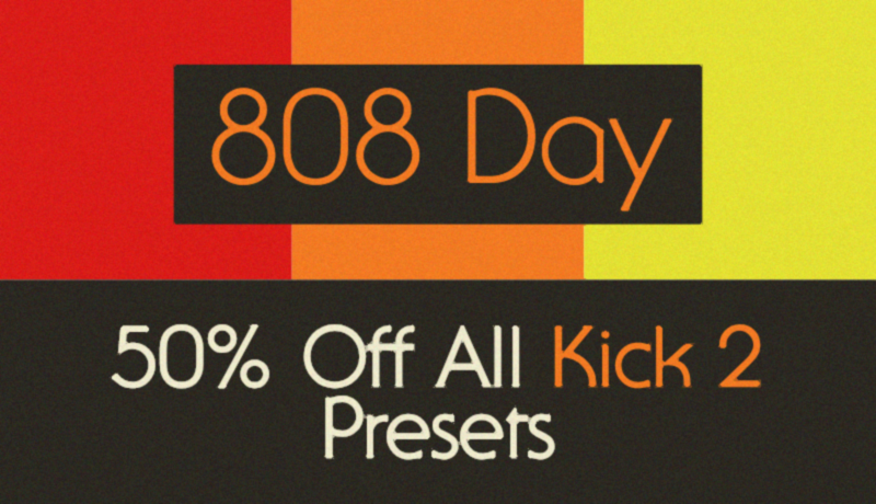 808 Day 2018