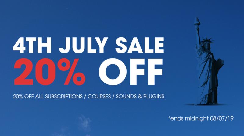 4th July Sale 2019