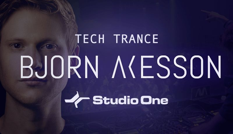 Tech Trance in Studio One 4