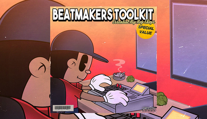 Beatmakers Toolkit - Essential Hip Hop Chops