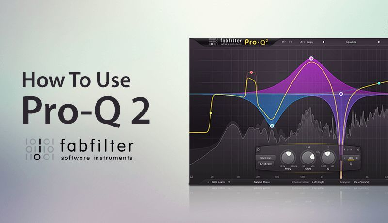 FabFilter Pro-Q 2 with Rory Webb