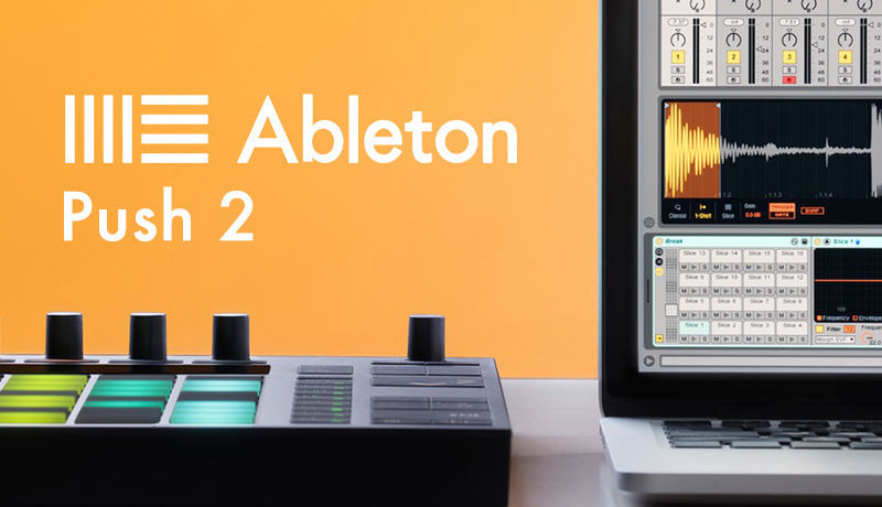 Ableton Push 2 with Julian Gray