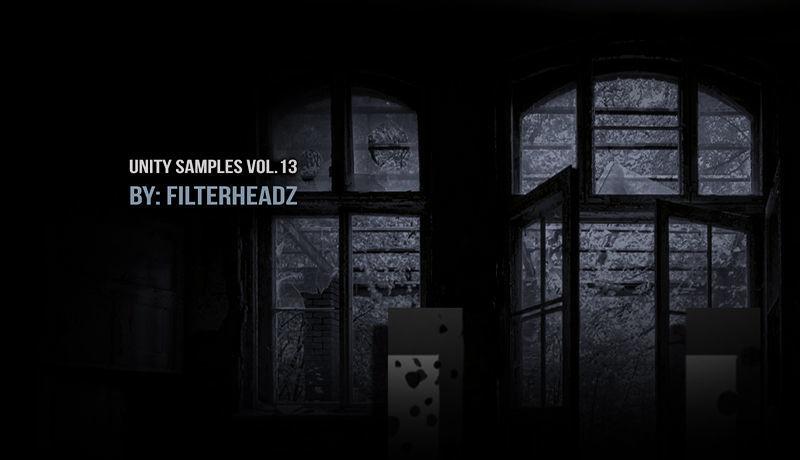 Unity Samples Vol.13 by Filterheadz