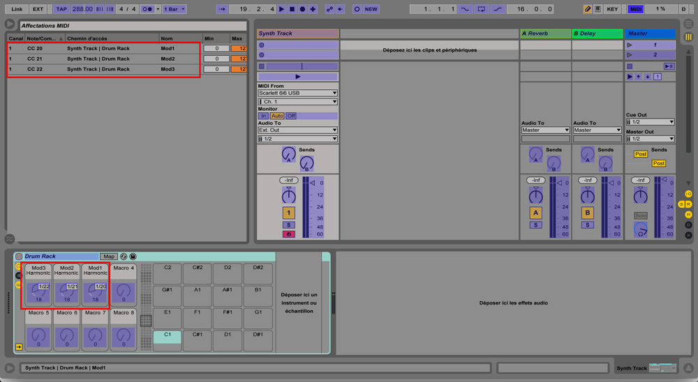 Multiple midi CC# on one single knob - Music Tech Discussion