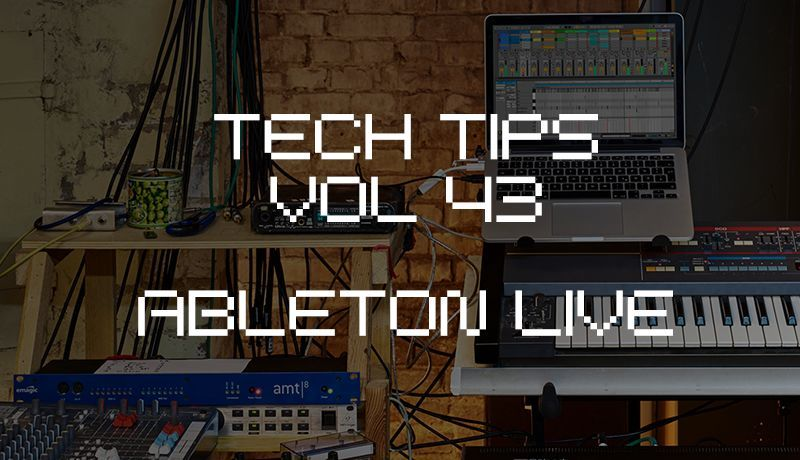 Tech Tips Volume 43 with P-LASK
