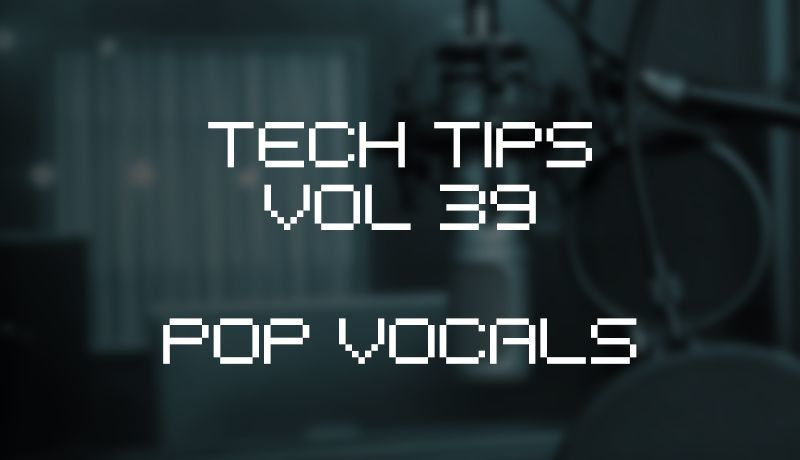 Tech Tips Volume 39 with Austin Hull