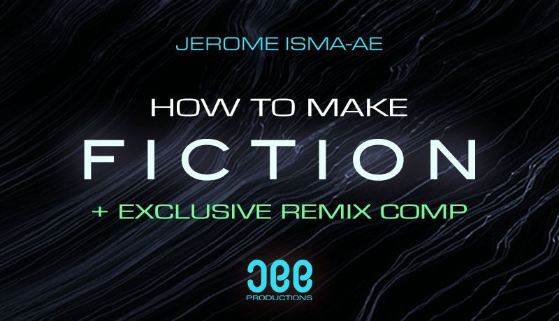 Fiction with Jerome Isma-Ae