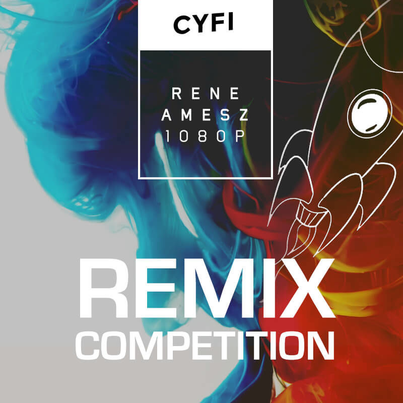 Rene Amesz - Tech House 2017 Remix Competition with Can You Feel It Recordings
