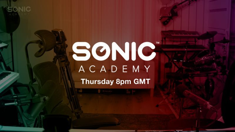 Sonic Live March 2020