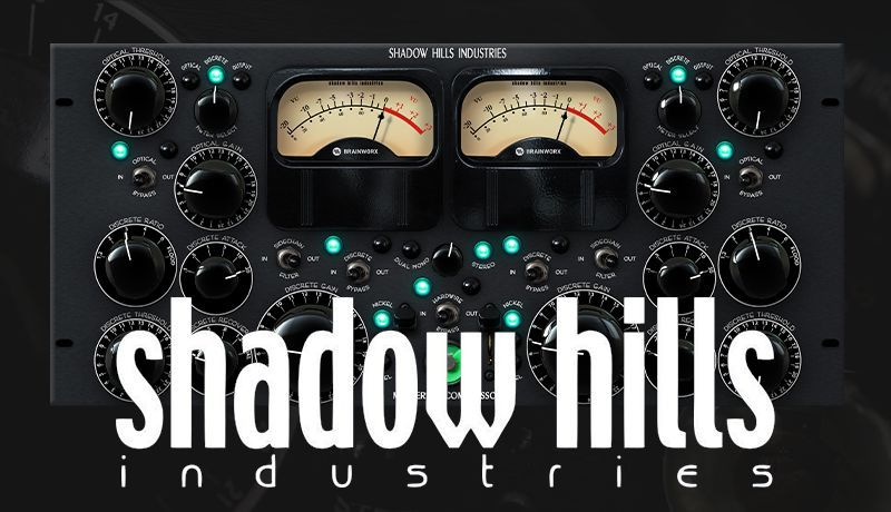 Shadow Hills Mastering Compressor with Protoculture