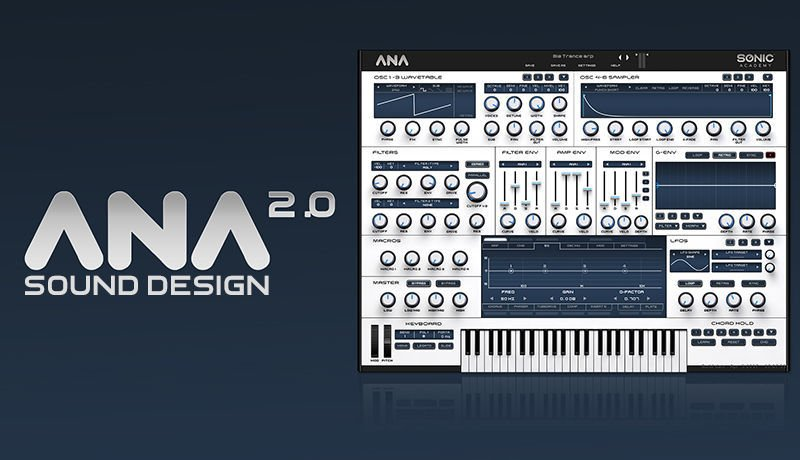 ANA 2 Sound Design