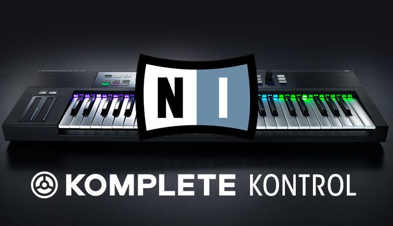 Komplete Kontrol S-Series