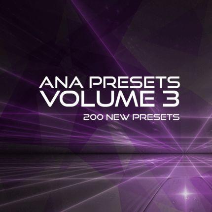 ANA Presets Vol. 3