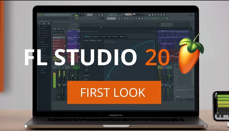 FL Studio 20 First Look