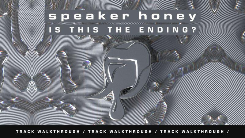 Speaker Honey - Is This The Ending? (feat. Tori Letzler)