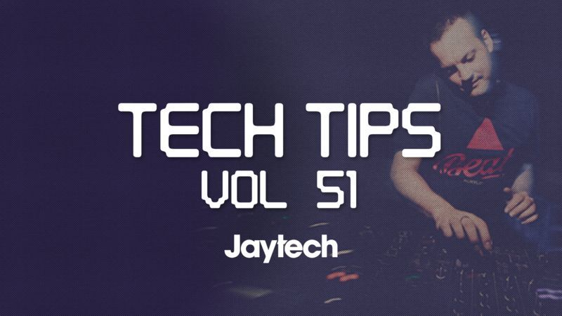 Tech Tips Volume 51 with Jaytech
