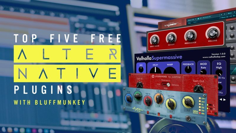 Top 5 Free Alternatives to Paid Plugins with Bluffmunkey