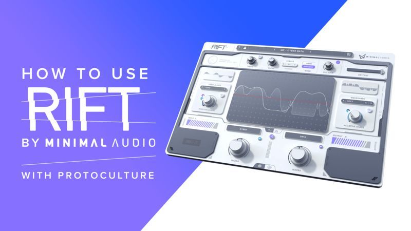 Minimal Audio Rift with Protoculture