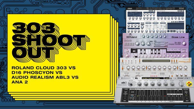 TB-303 Shootout