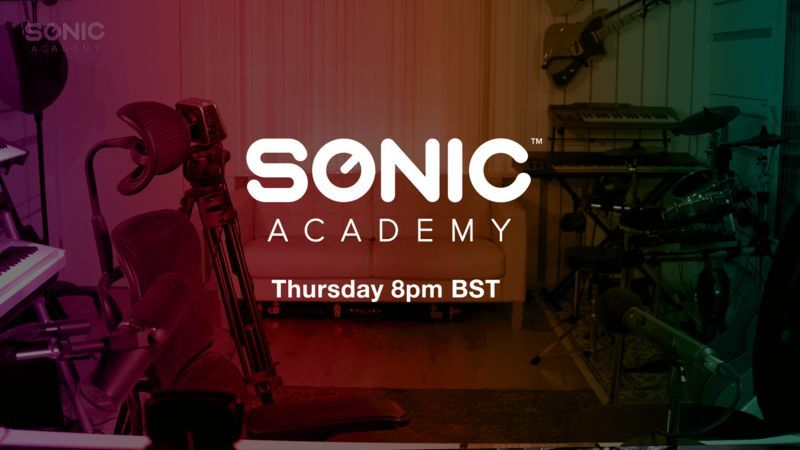 Sonic Live May 2020