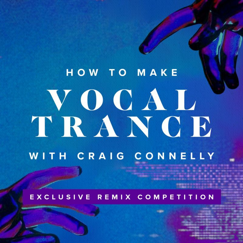 Craig Connelly - Keep Me Believing Remix Contest with Higher Forces Records