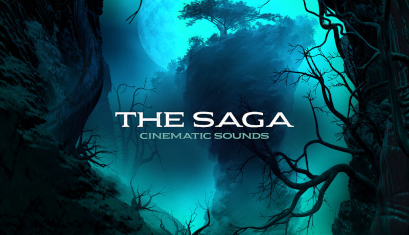 The Saga - Cinematic Sounds