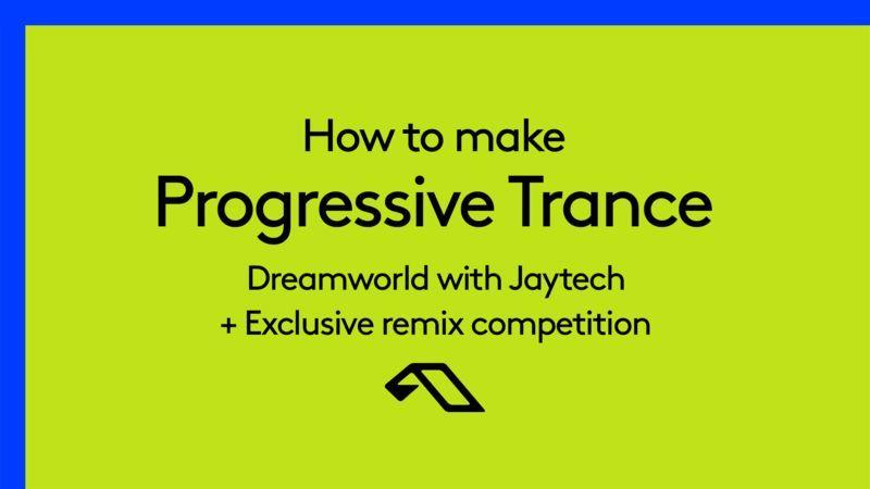 Progressive Trance - Dreamworld with Jaytech