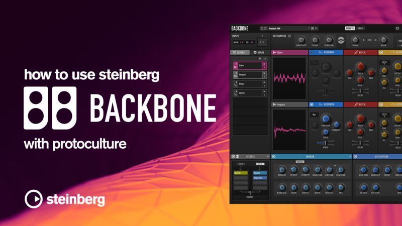 Steinberg Backbone with Protoculture