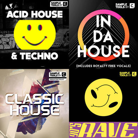 Ultimate House Mega Bundle (HOUSE & TECHNO)