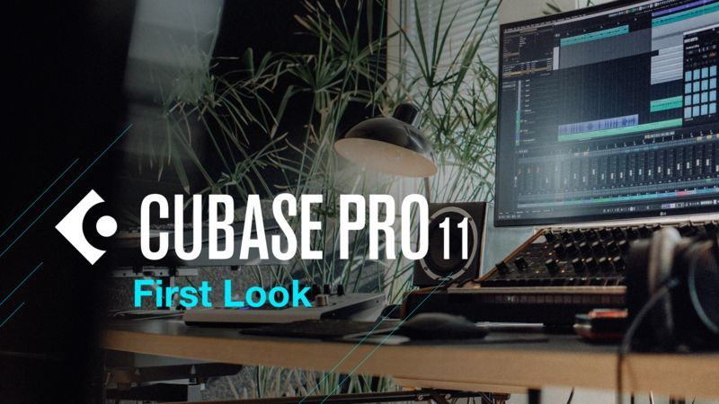 Cubase 11 First Look with Protoculture