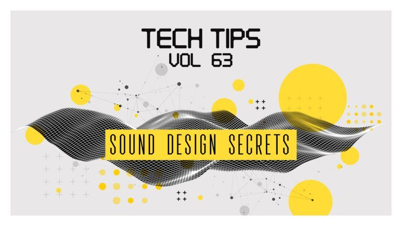 Tech Tips Volume 63 with Bluffmunkey