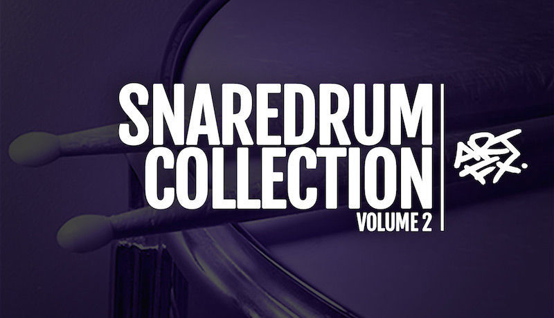 ARTFX - Snaredrum Collection Vol 2