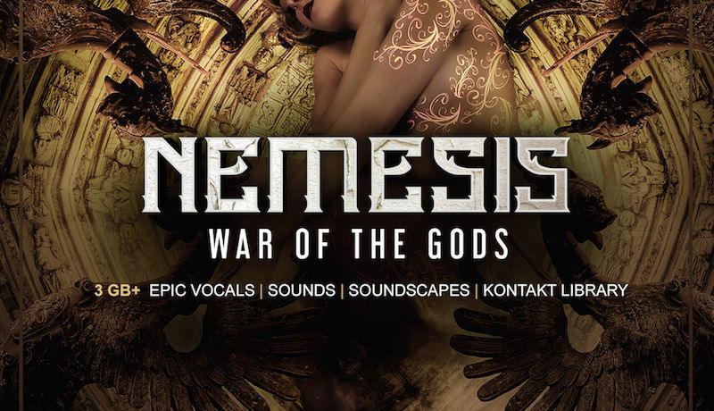 Nemesis - War Of The Gods